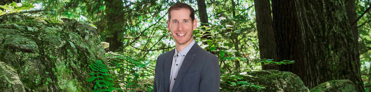 Mathieu St-Amant Consultant RH Estrie